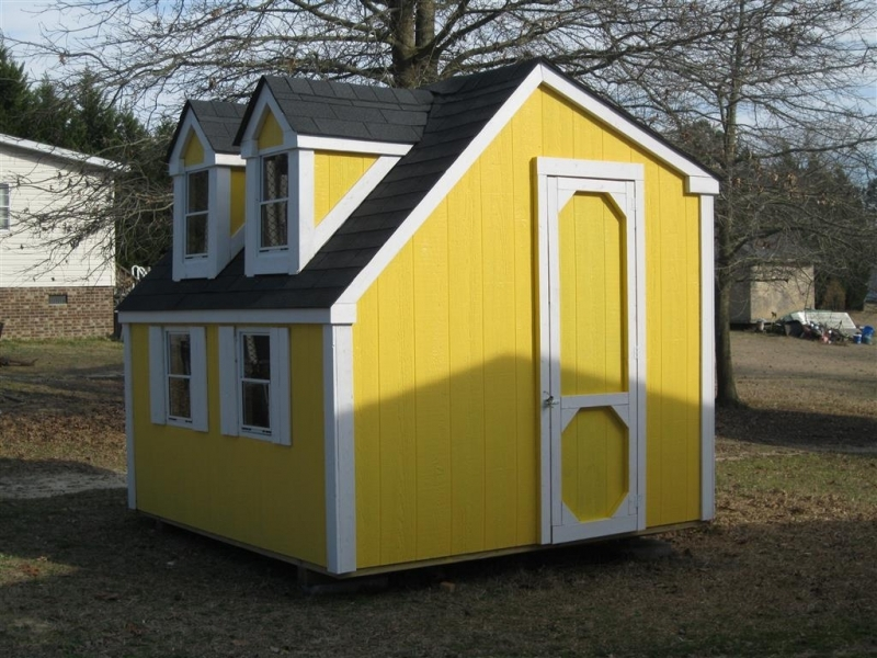 Playhouse 8x8x8